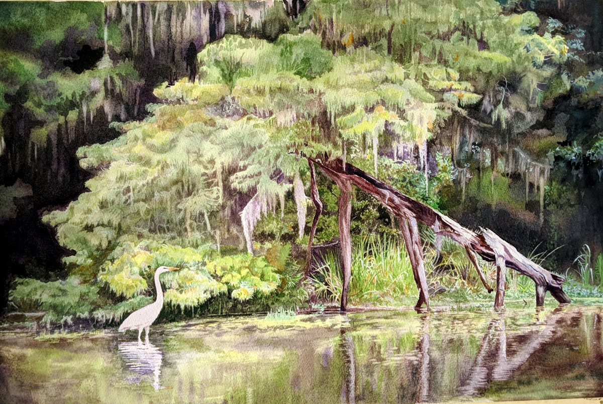 Watercolor Society of Alabama | Promoting and Supporting Watermedia